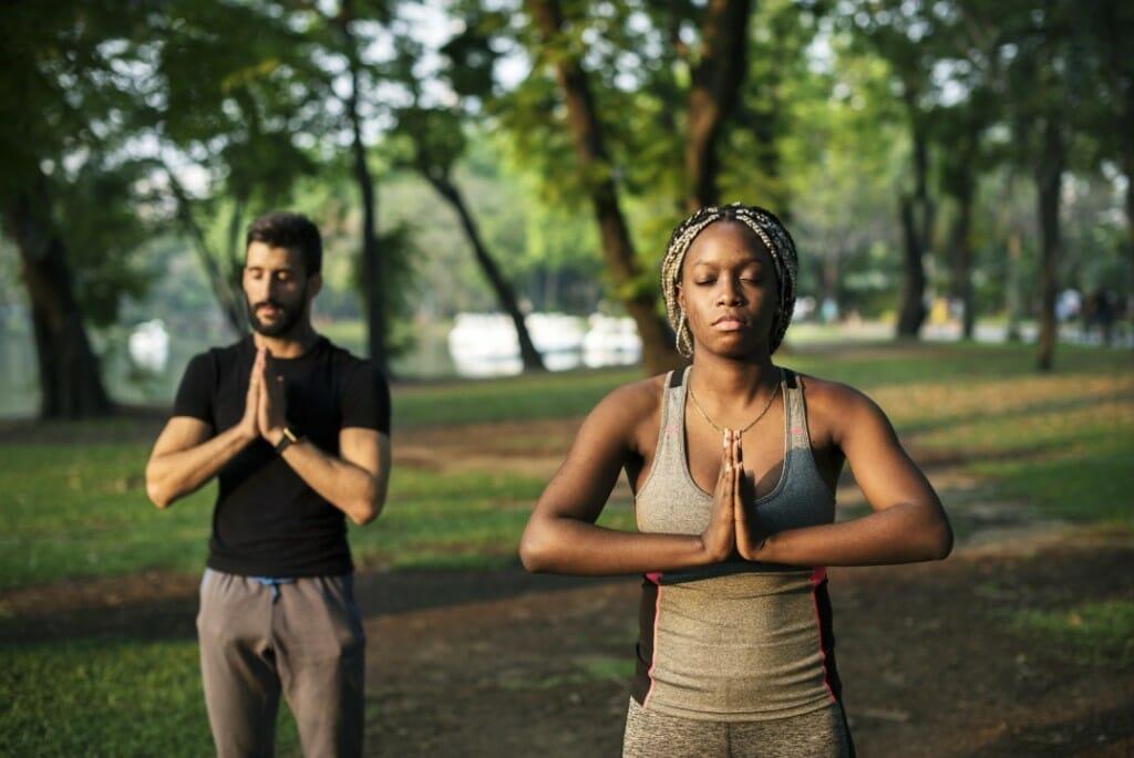 Meditácia v prírode